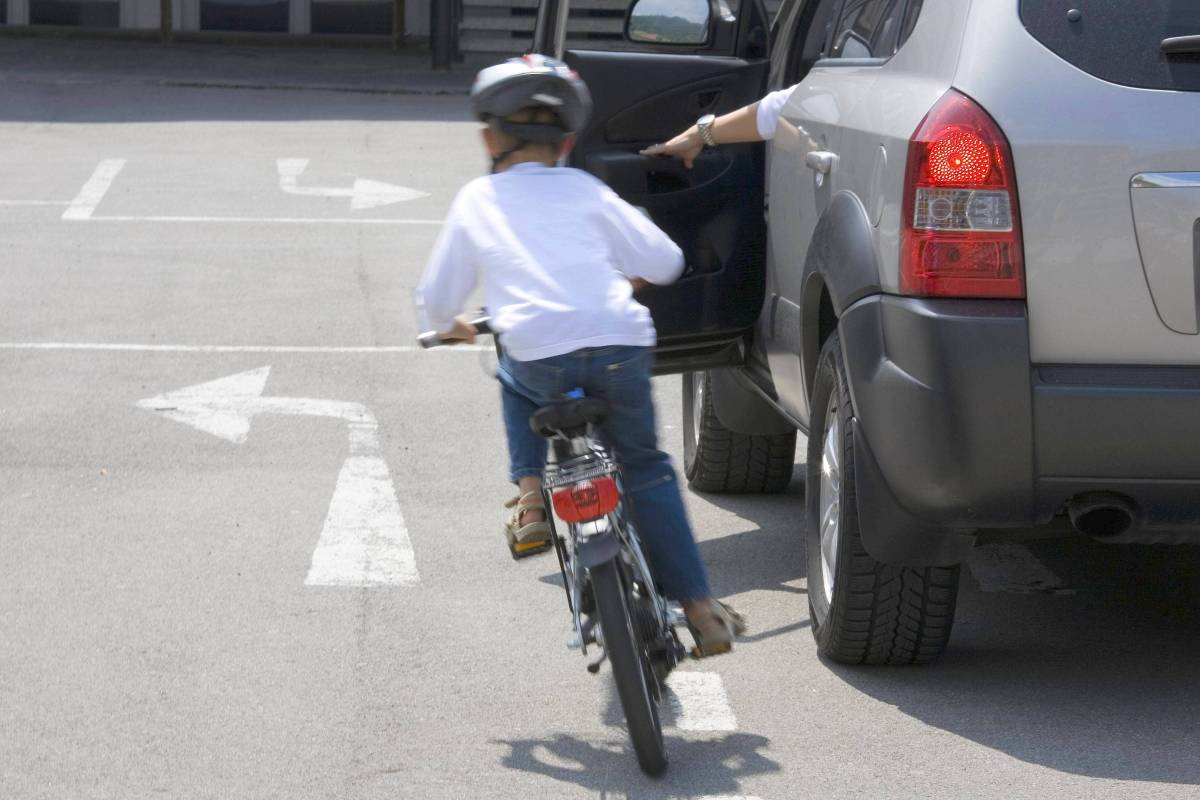 BC Cyclist Found At Fault For Passing On The Right
