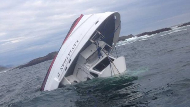 Tofino Marine Adventure Tourism Incidents