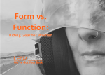 Form versus Function: Women's Riding Gear
