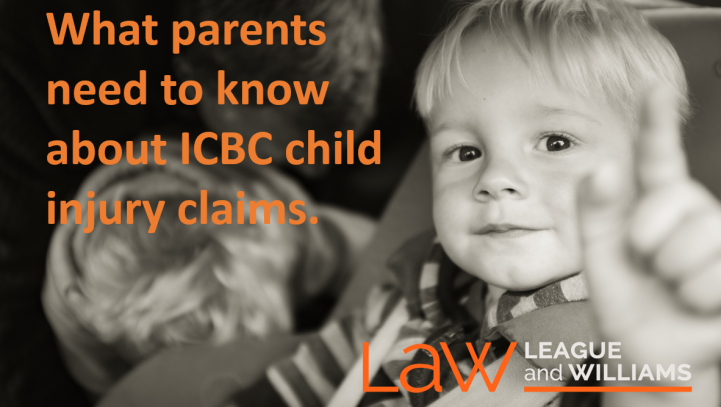 Parents Beware: ICBC child injury claim need to knows