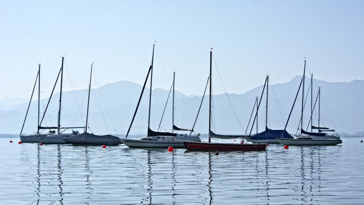 Private Mooring Buoys and Anchorages – How is the Wild West to be Regulated?