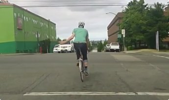 Video Blog: Speeding Cyclists And BC Law